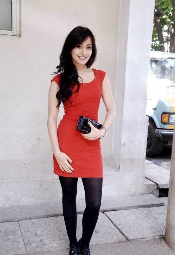 designer-red-of-neha-sharma-indian-heroine