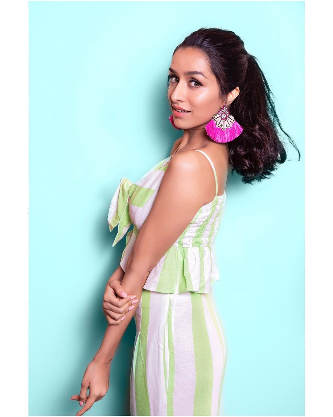Shraddha Kapoor in Separates by Moon River