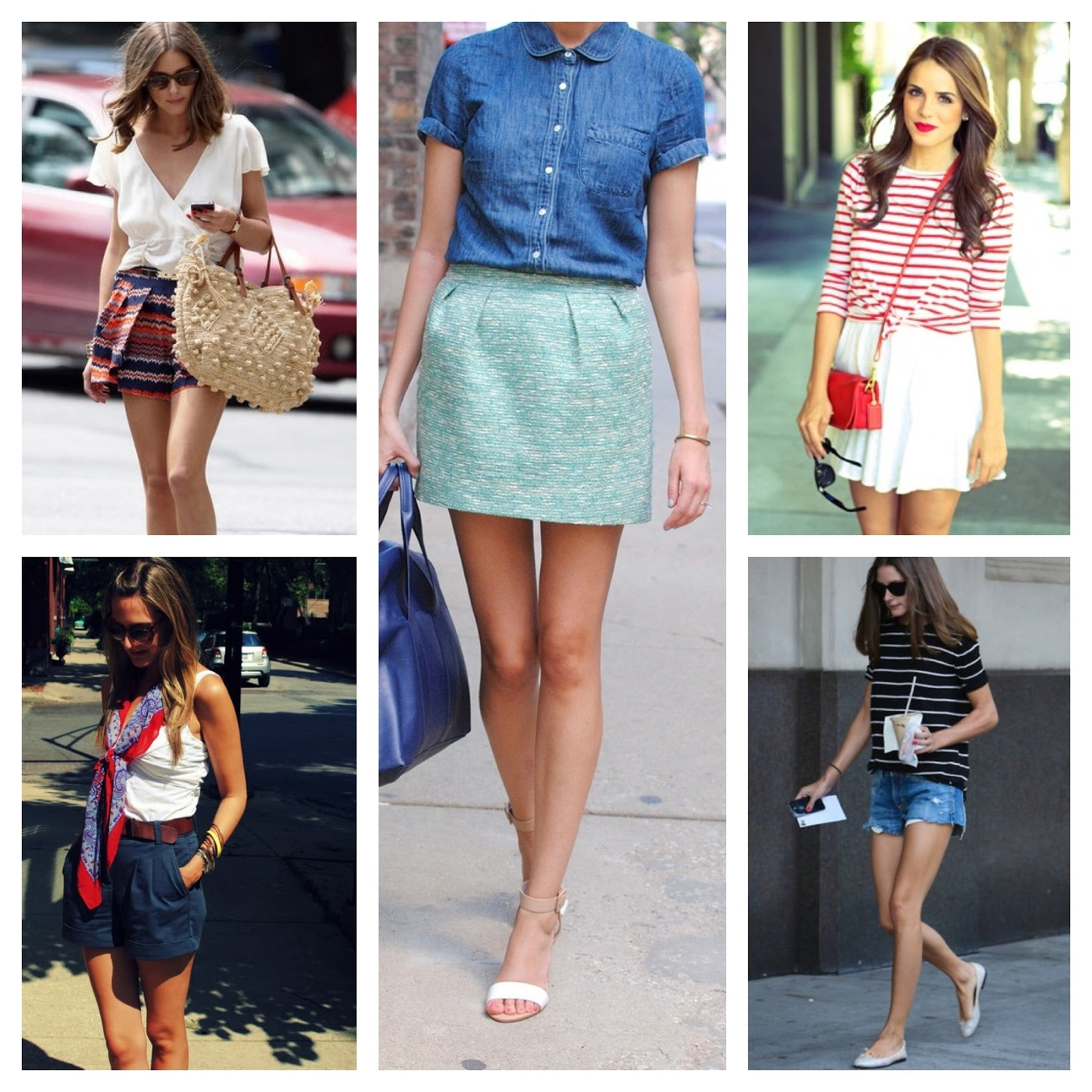 Summer-Fashion-Trends-denim-shorts-fashion