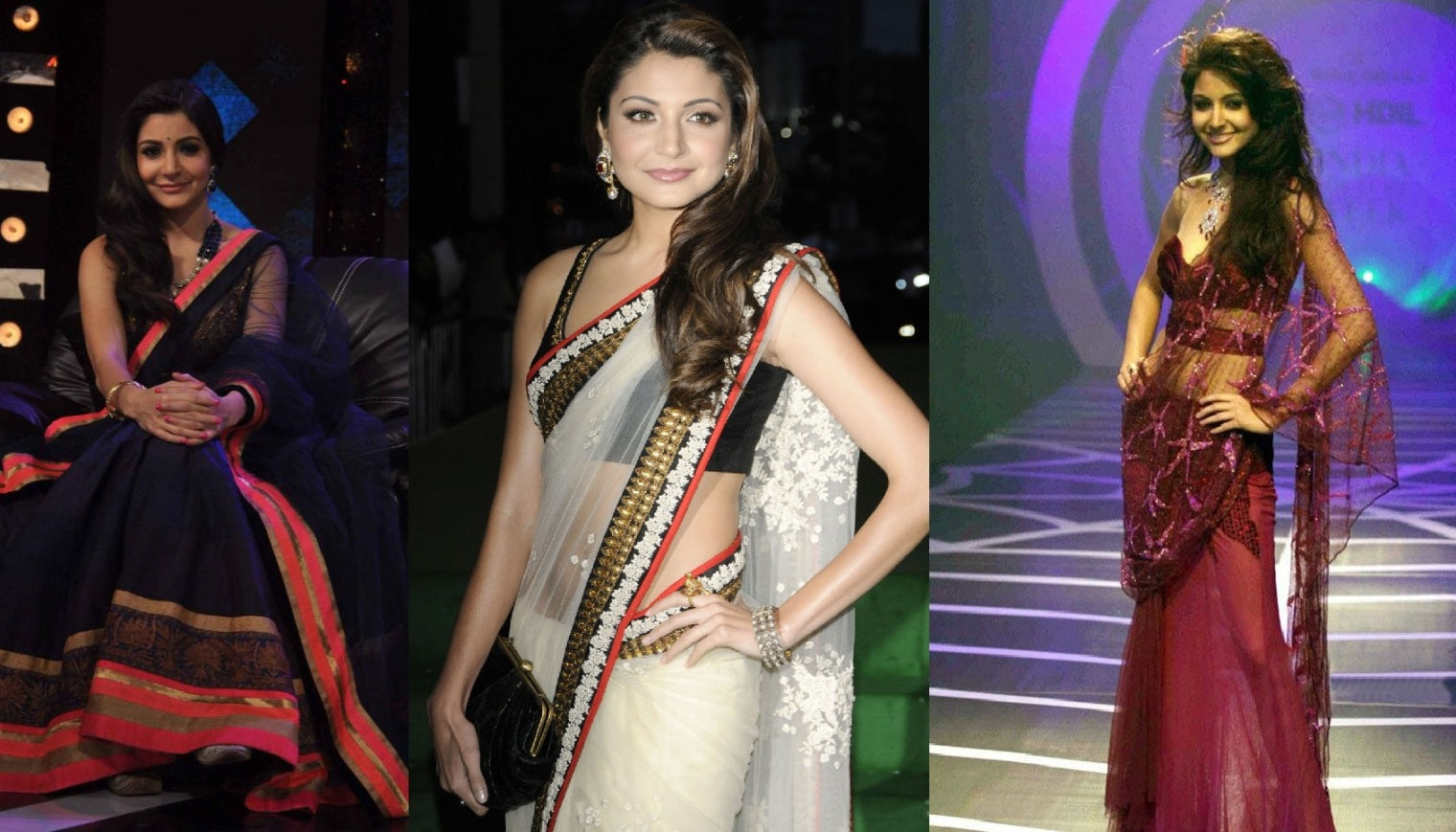 Anushka-Sharma-Saree