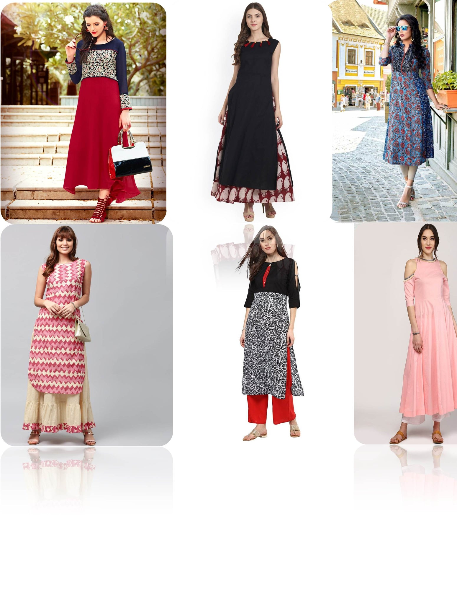 Buy kurti for women online and get whopping discounts and offers.