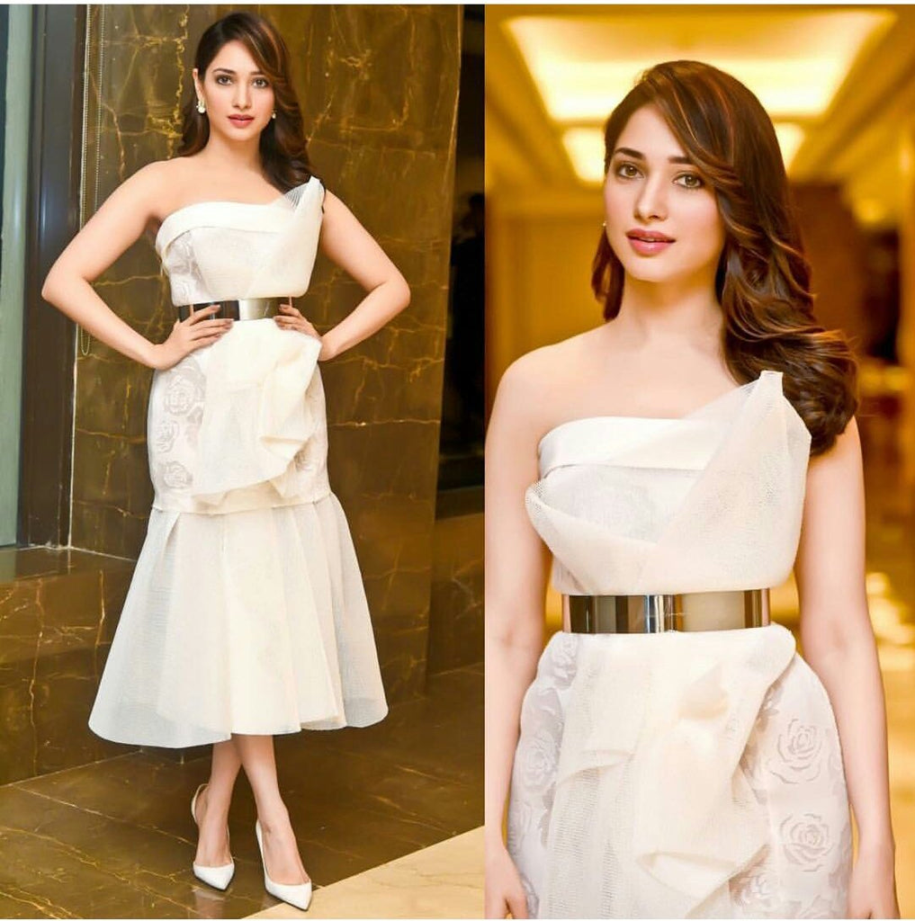Tamannaah Looks Gorgeous at Femina Super Daughter Awards 2017