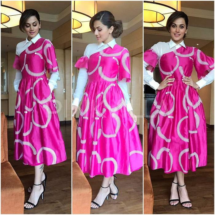Taapsee Pannu's Ultimate Fashion Sense For This Summer Season