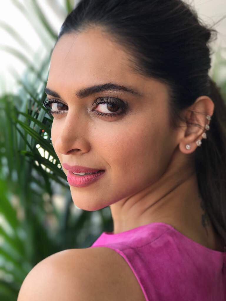 Cannes Day 2: Deepika Looked Like A New Sunshine In A Bright Yellow Dress