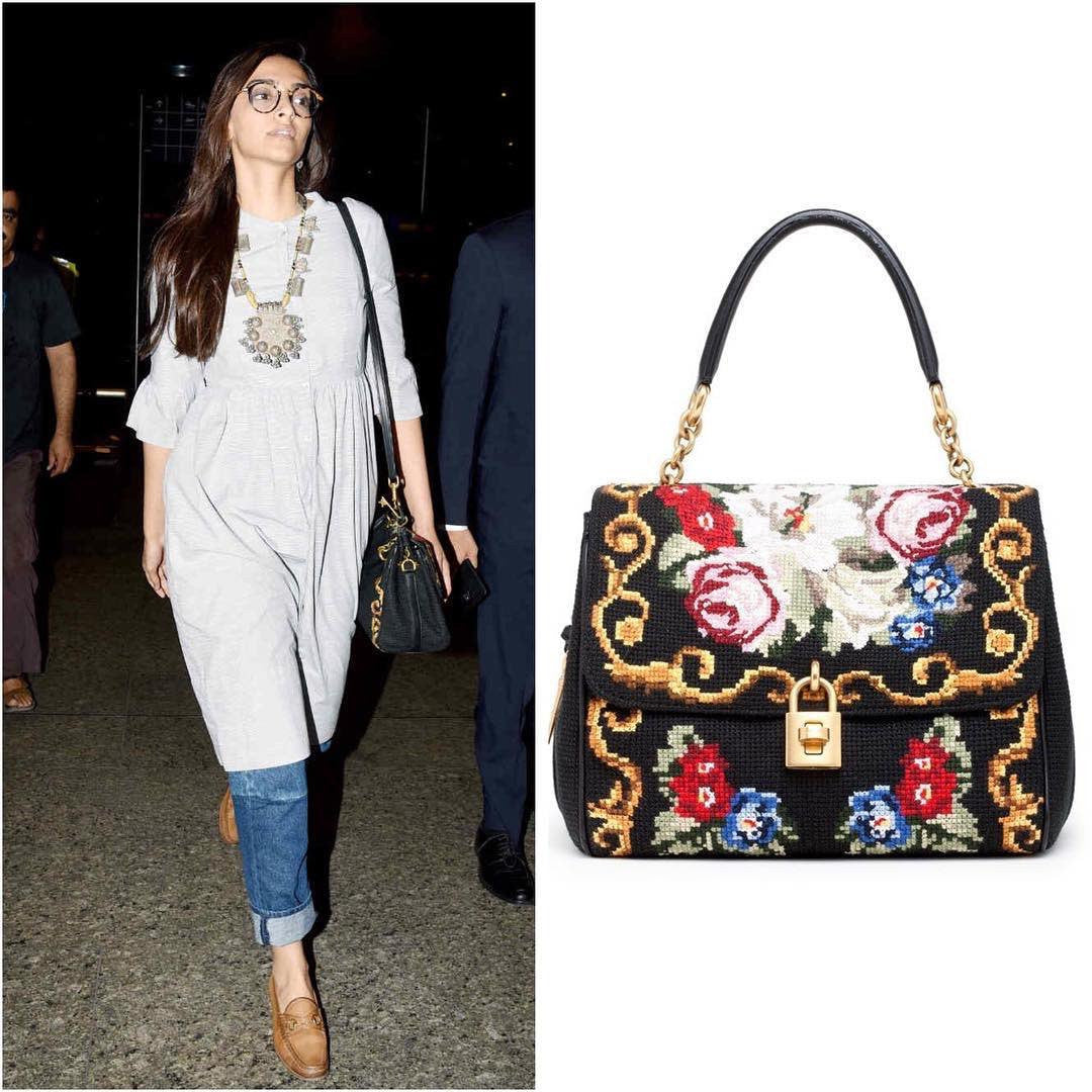 Bollywood Fashionista Sonam Kapoor Settling A New Fashion Trend