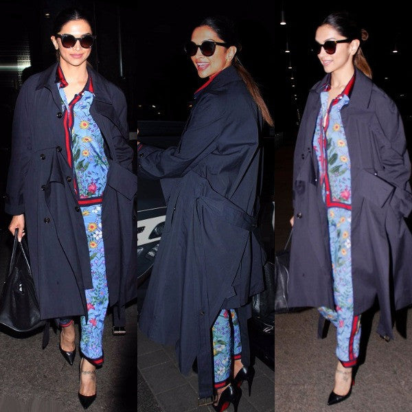 Deepika Padukone is Back in Mumbai After Her Hollywood Movie promotions of xXx: Return of Xander Cage