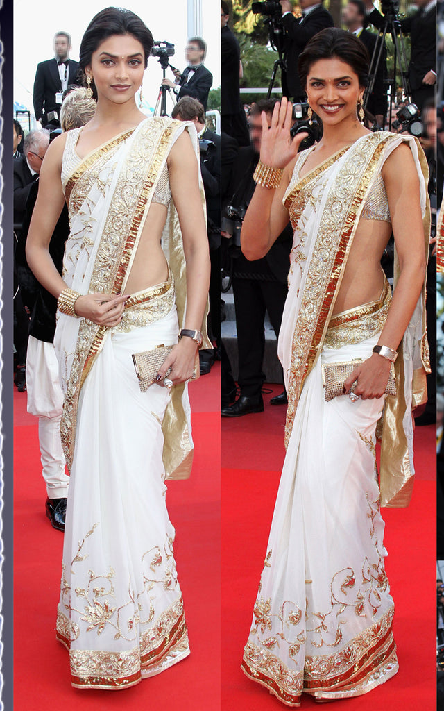 deepika-in-white-saree