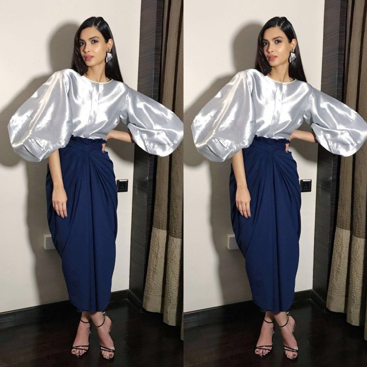 Diana Penty's This Beautiful Look Giving Us A Serious Winter Party Fashion Goals