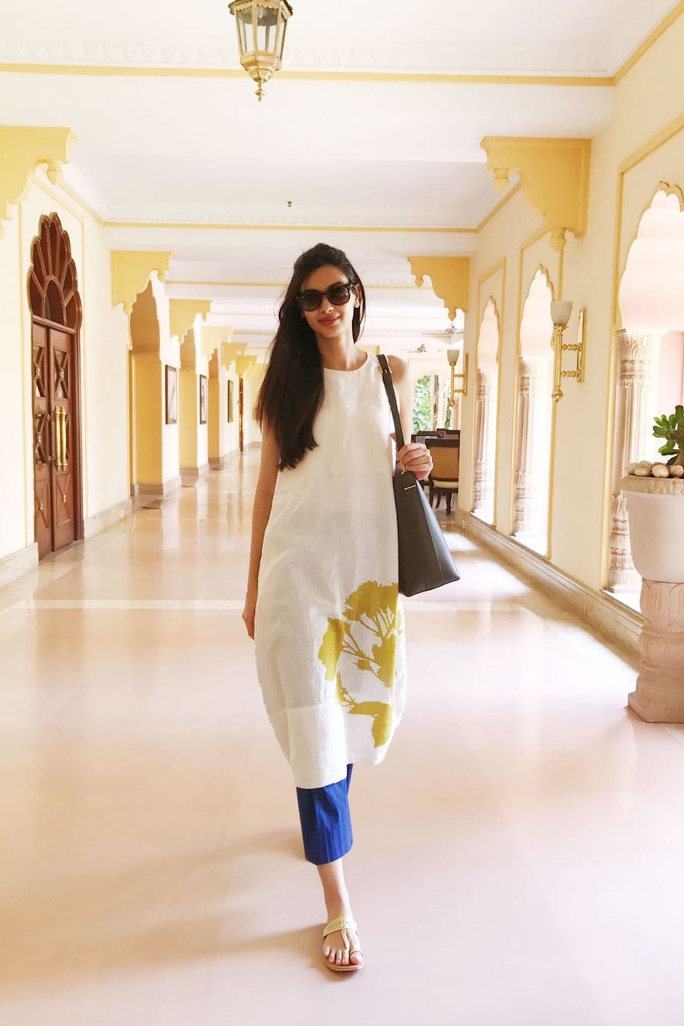 Diana Penty in Payal Khandwala