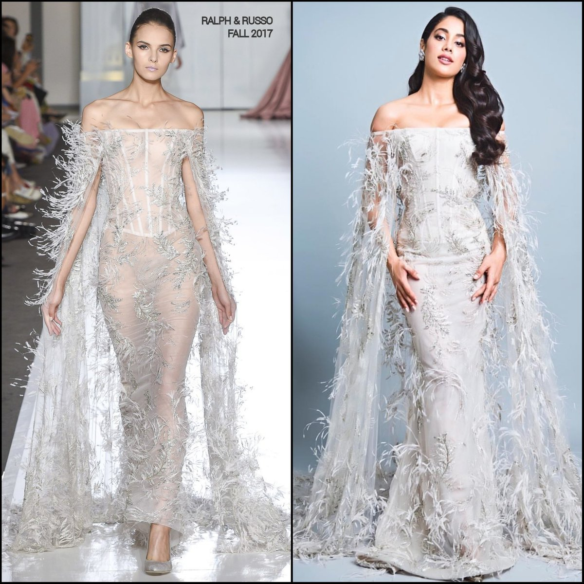 Janhvi-Kapoor-in-Ralph-and-Russo's-Designer-Gown-at-Vogue-Beauty-Awards-2018