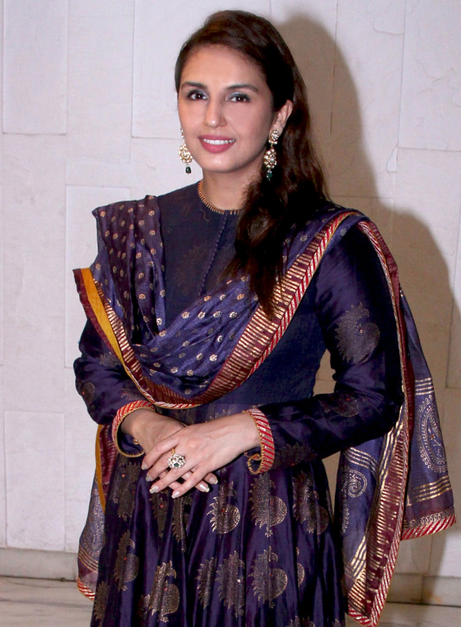 Huma Qureshi in Rimple & Harpreet Narula, Mahesh Notandass and Fizzy Goblet