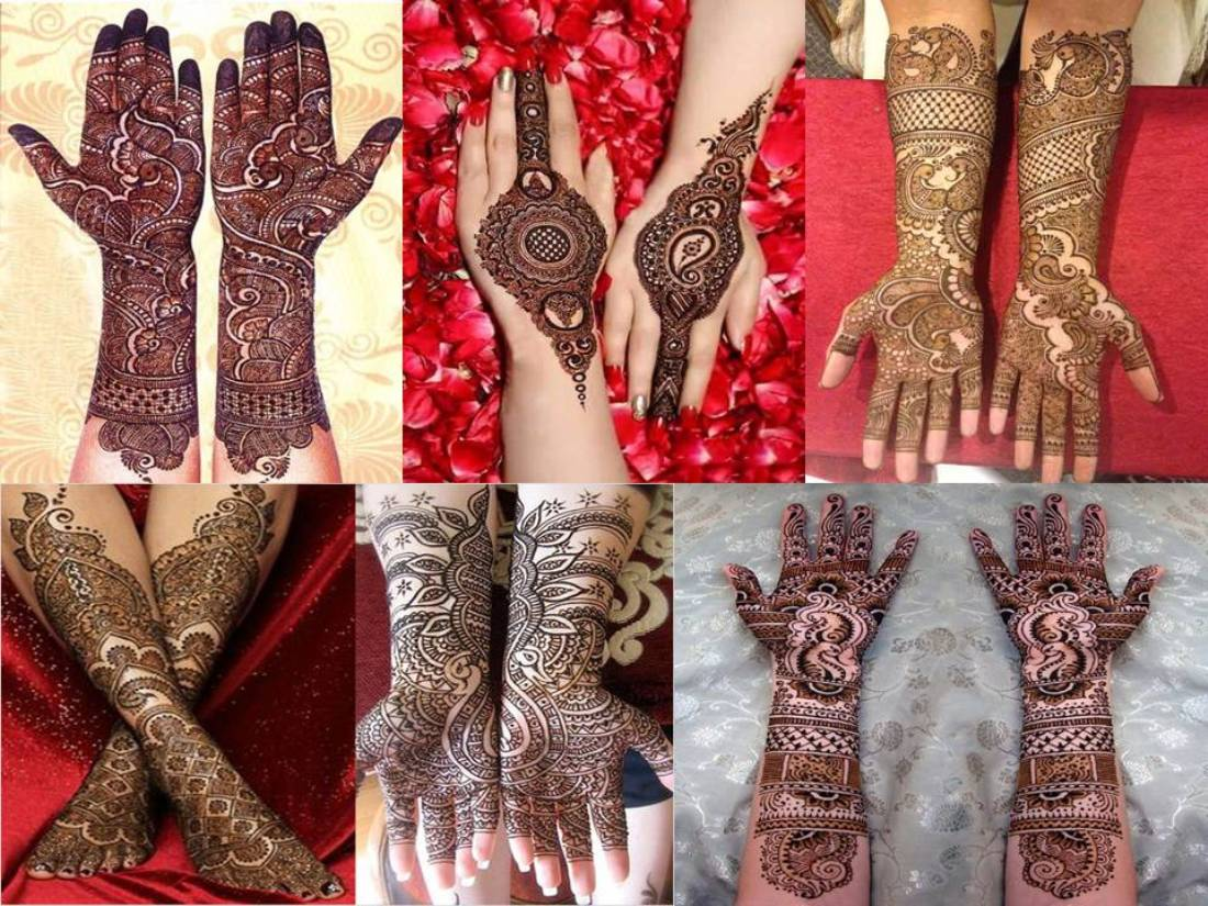Karwa Chauth Special Indian Mehendi Designs
