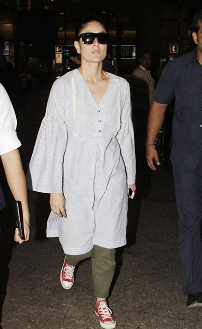 Kareena Kapoor Khan Proof Us That She Never Goes Wrong With Casual Outfits