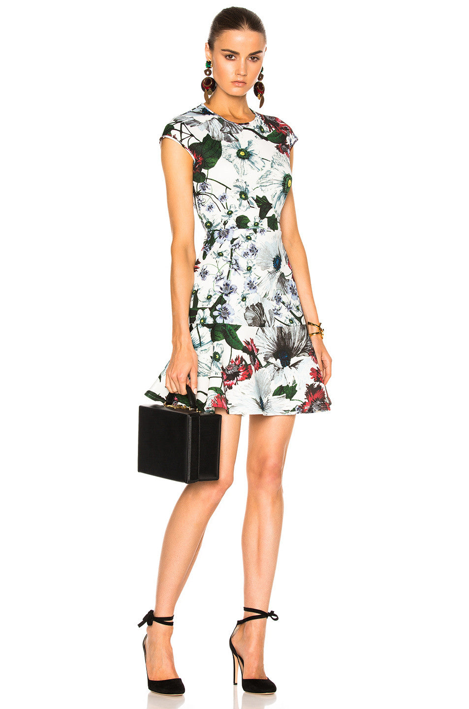 Erdem's Floral Printed Dress