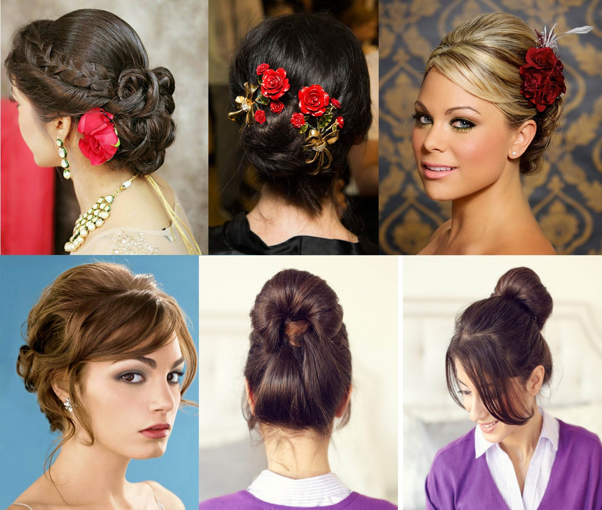 valetines day hair styles
