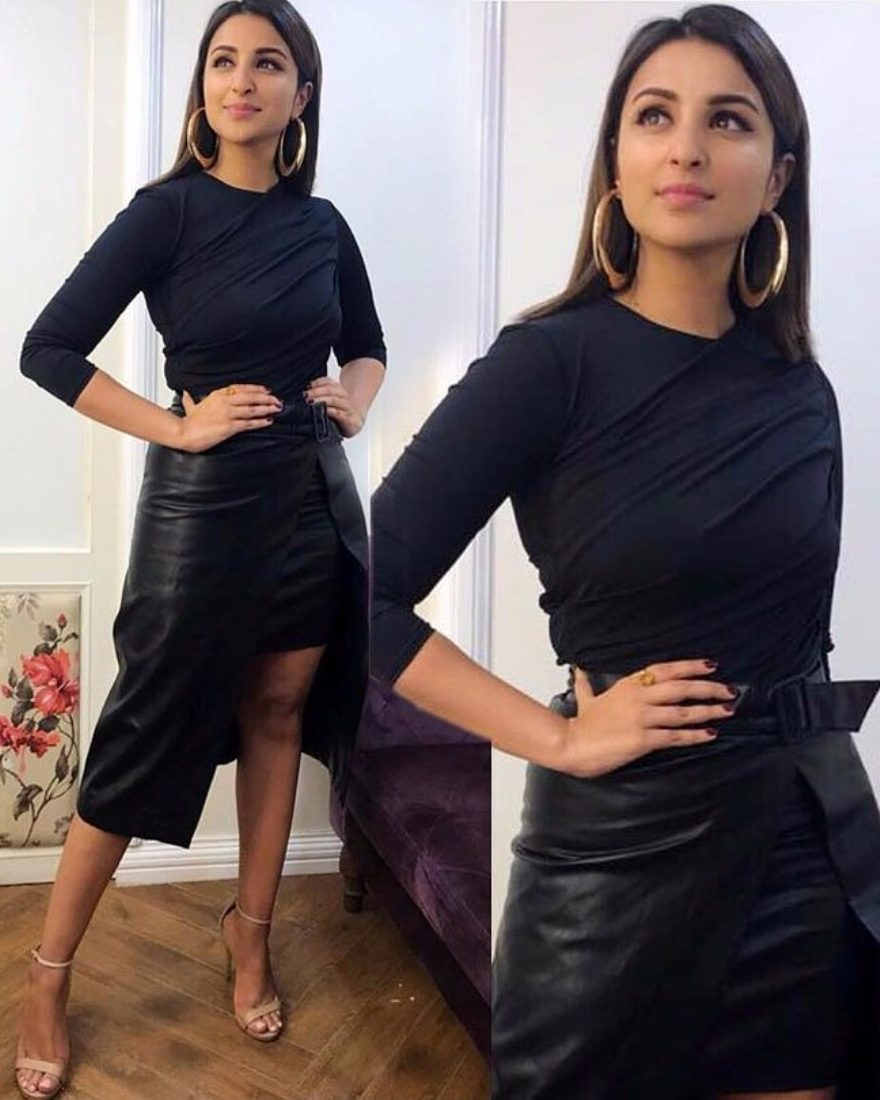 Parineeti Chopra Impressed Us With Her Style Game