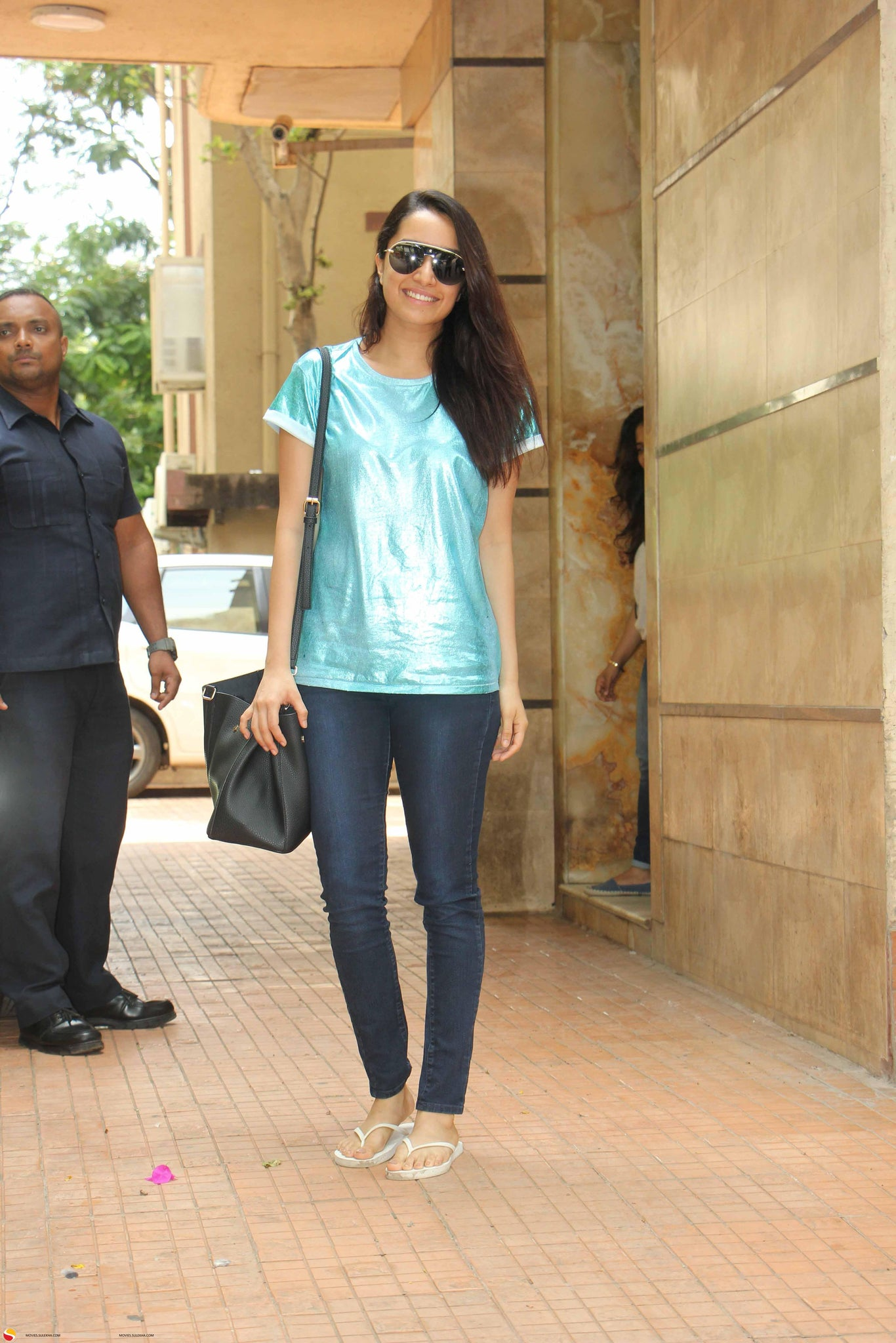 Shraddha Kapoor Looked Cool In Her Latest Summer Casual Look