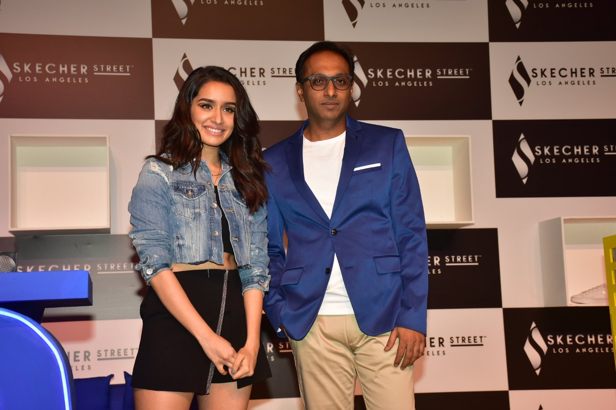 Shraddha Kapoor Proved Us Denim Jacket With Skorts Trend is Still Going Strong