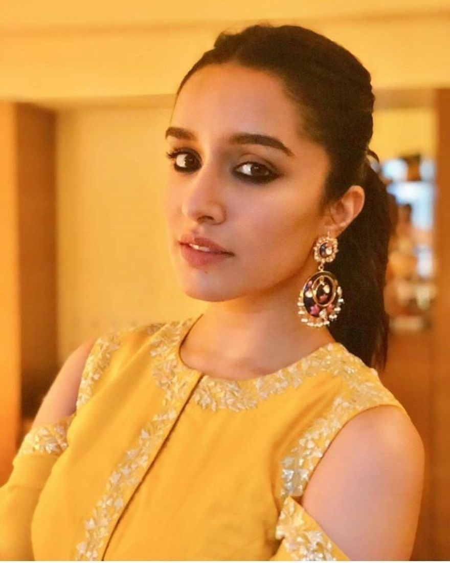Shraddha Kapoor Looked Like A Sunshine in