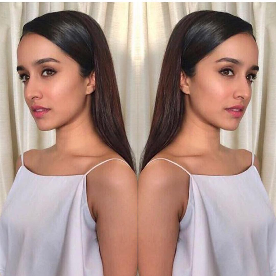 Shraddha Kapoor's style can be pegged as minimalistic and glam