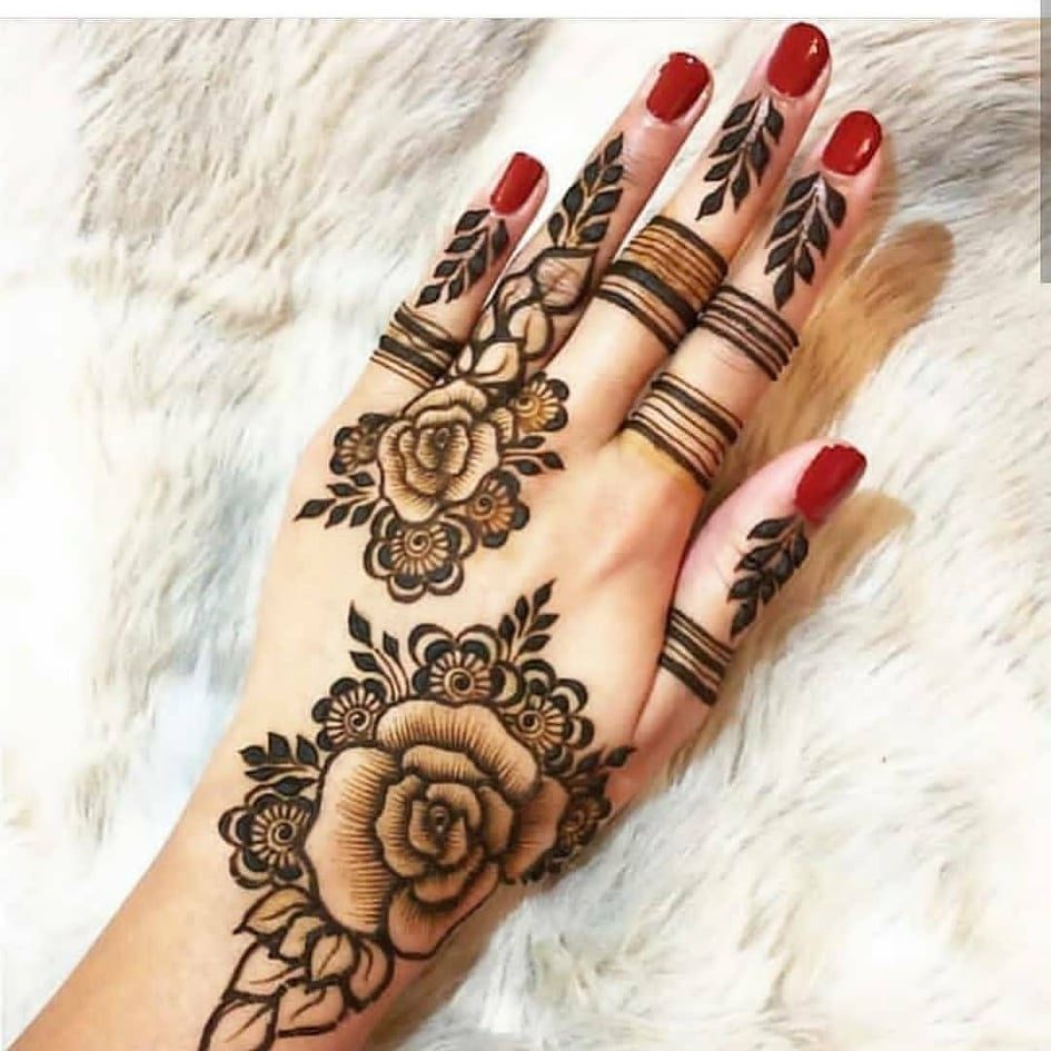 Best Mehndi Design 2020