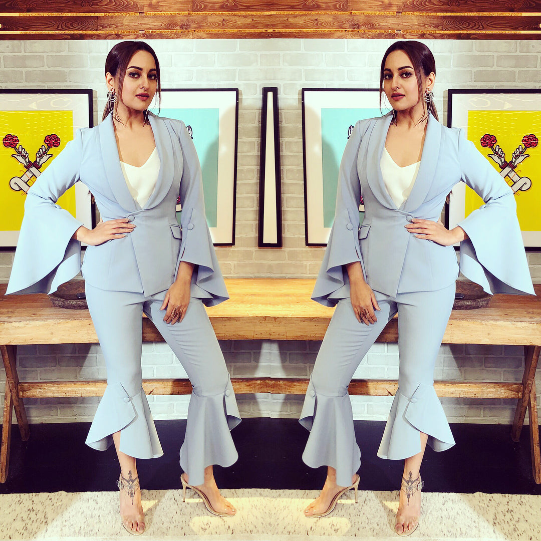 Sonakshi Sinha's Stunning Style Game At The Vogue BFF Event