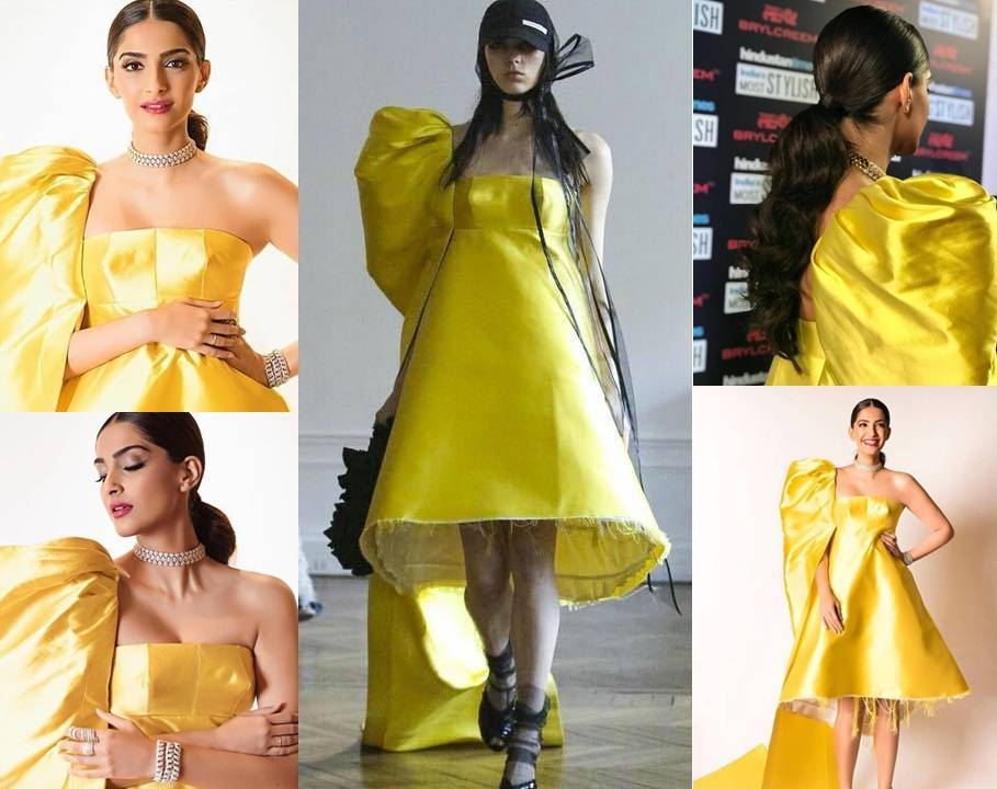 We Can't Imagine Sonam Kapoor's This Stylish Sunshine Look