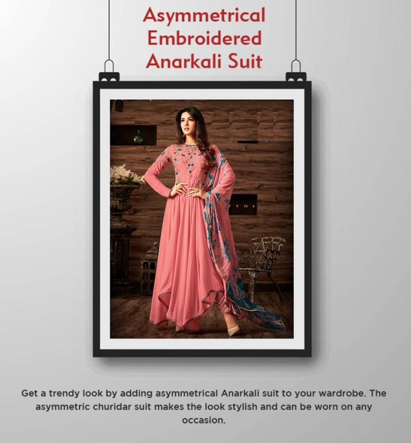 Latest Fashion Trends - Anarkali Suit