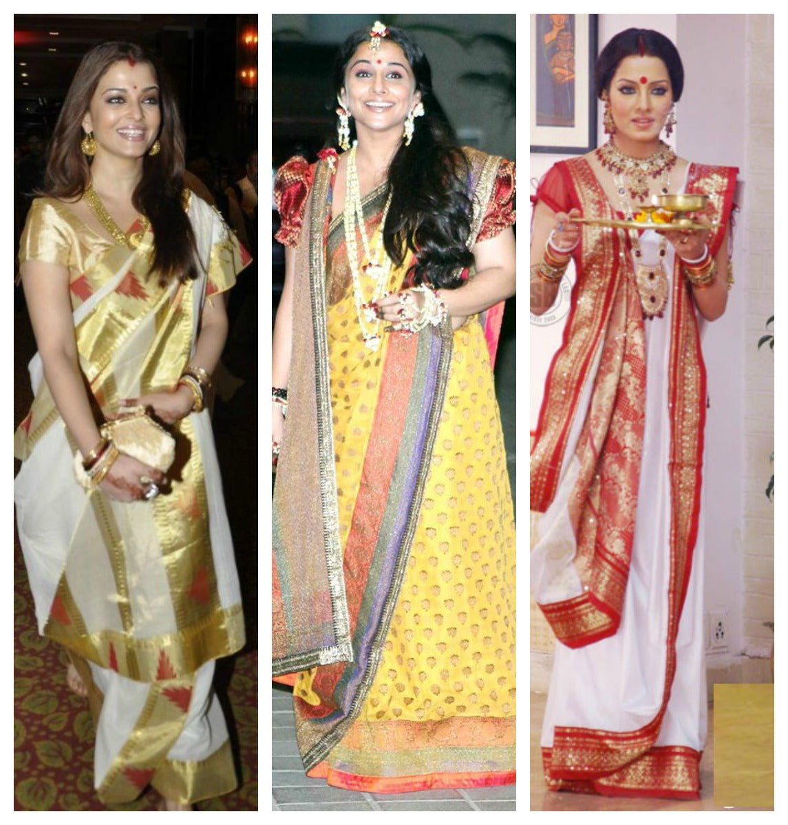 New Fashion Trends Of Draping A Saree