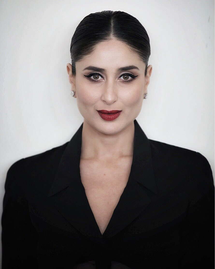 a774b4af546 Kareena Kapoor Khan Looked Irresistible Swanky in All-Black Outfit ...