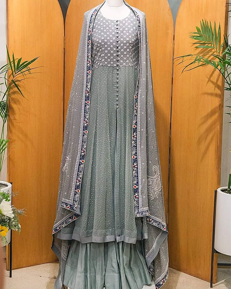 Katrina-Kaif-in-Misty-Blue-Chikankari-Anarkai-Sharara-Suit