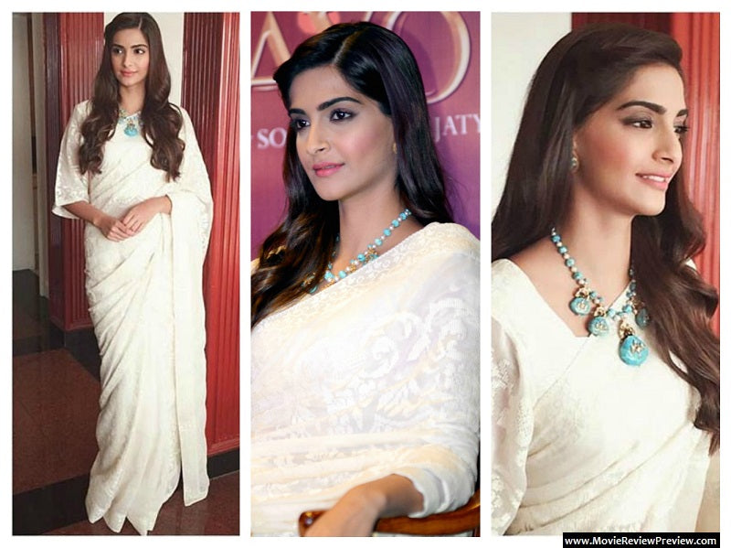 Saree-Styles-to-Pick-From-Sonam-Kapoor's-Wardrobe!