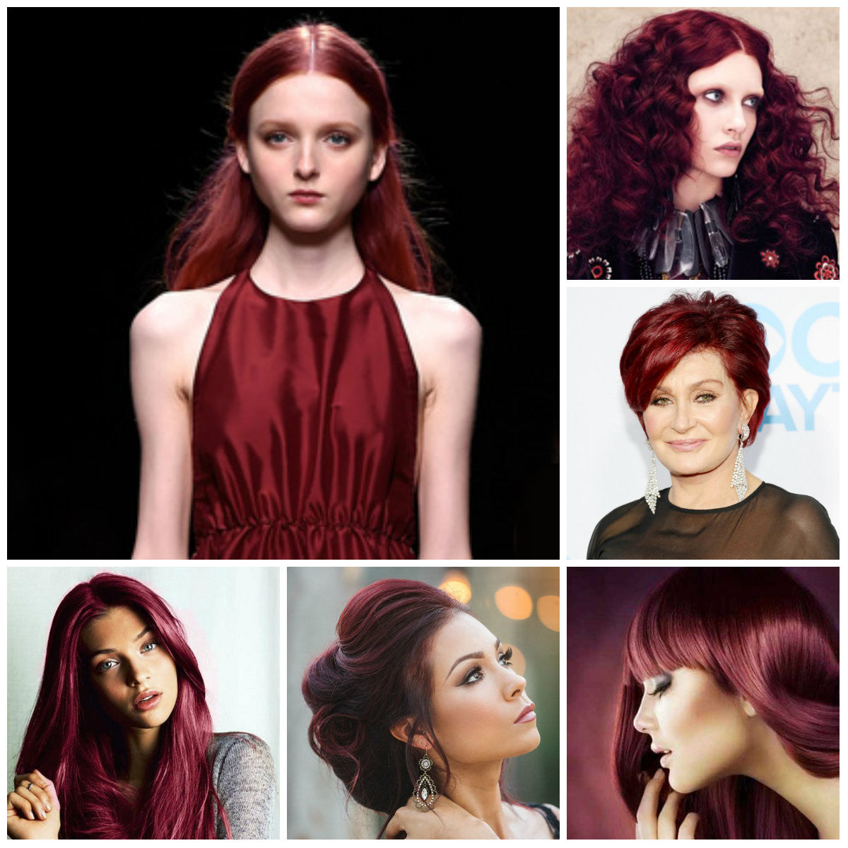 Colored Hair Latest Fashion Trends 2017