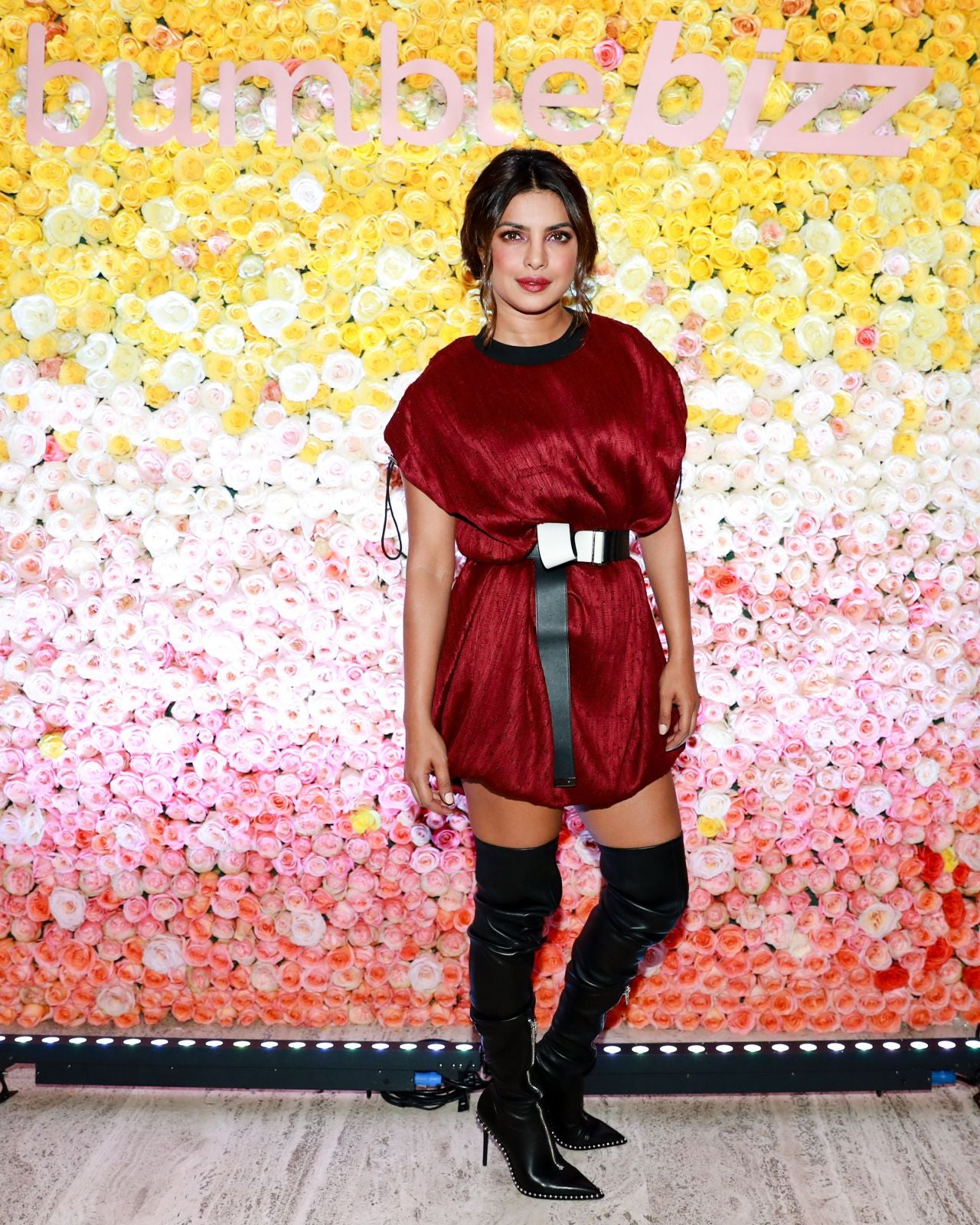 Priyanka Chopra Bumble Dinner Party in New York