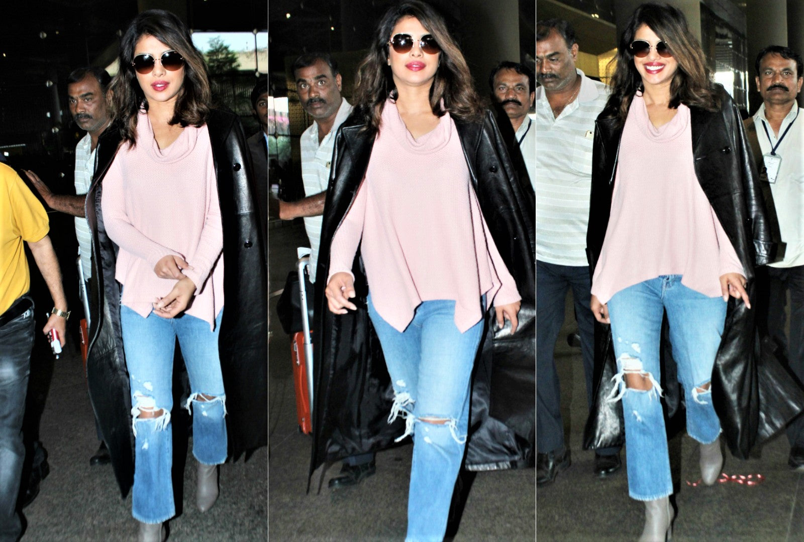 We Are Majorly Crushing On Priyanka Chopra's Airport Style