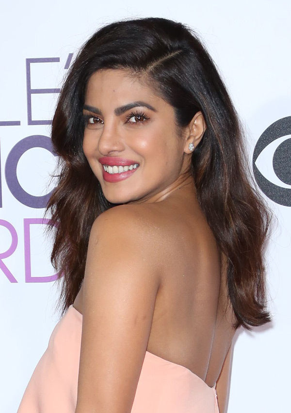 priyanka chopra in Sally LaPointe designer dress western wear at peoples choice award