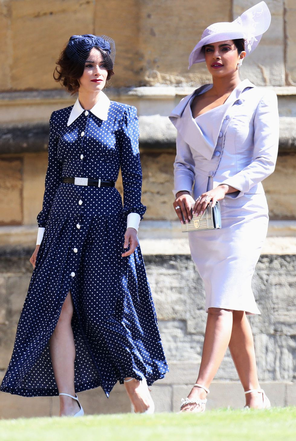 Priyanka Chopra at Meghan Markle's Wedding