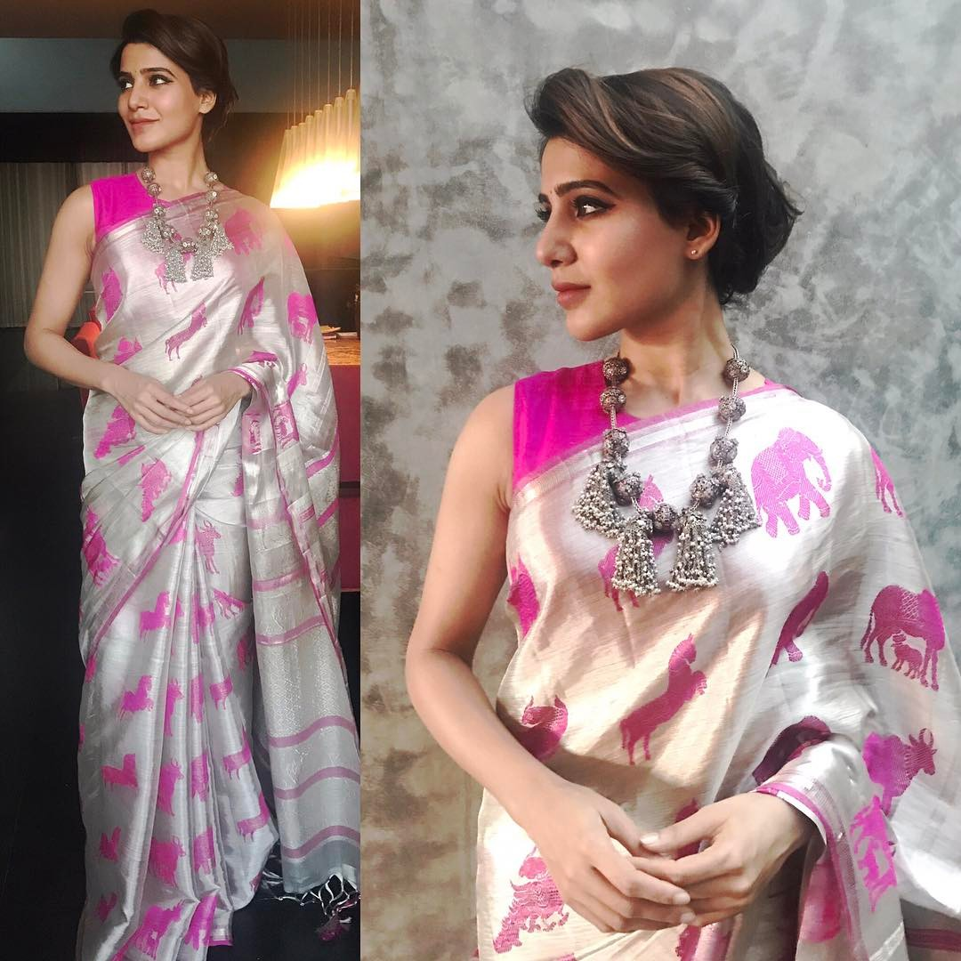 samantha-telugu-in-saree
