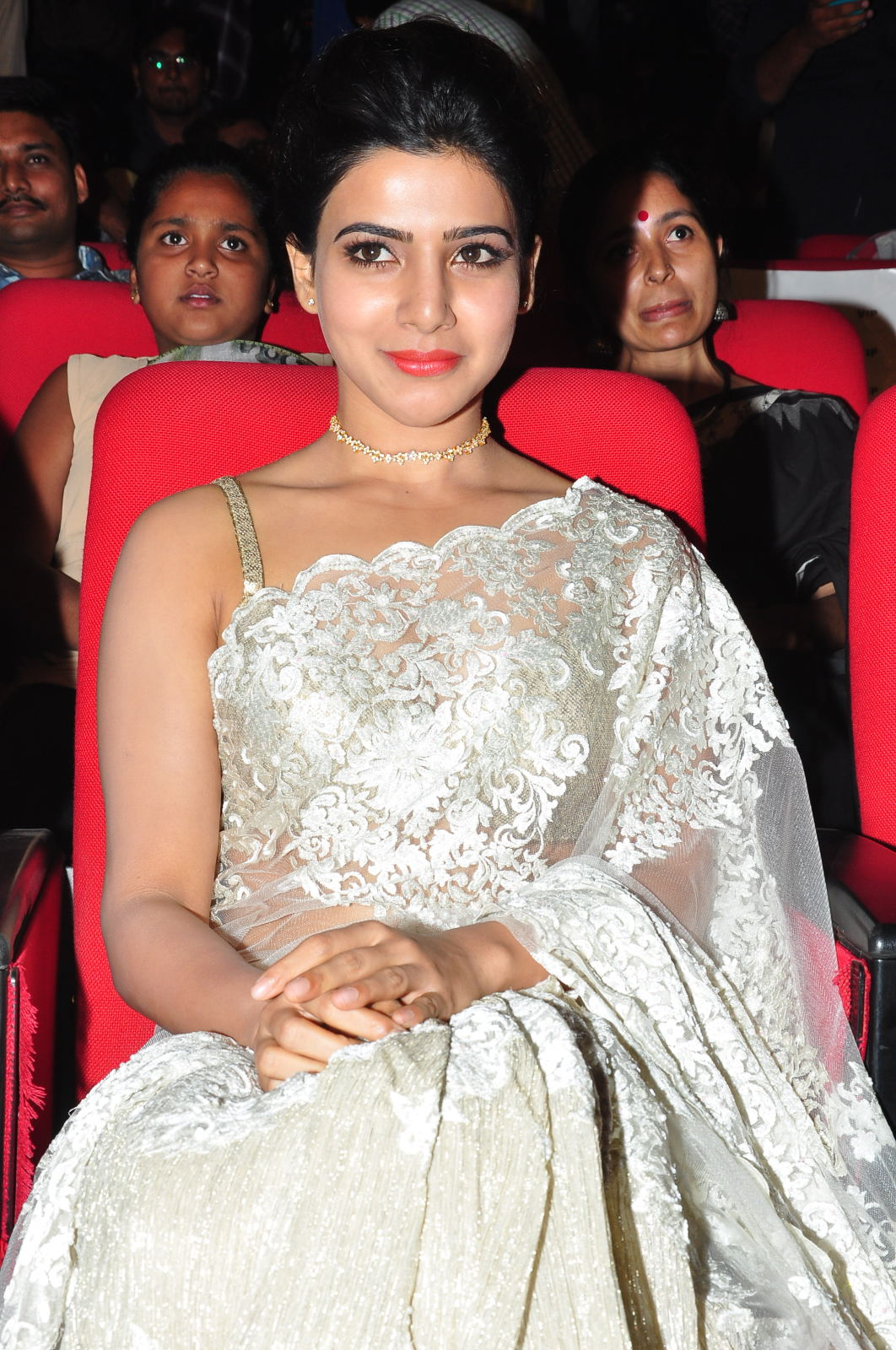 samantha ruth prabhu saree