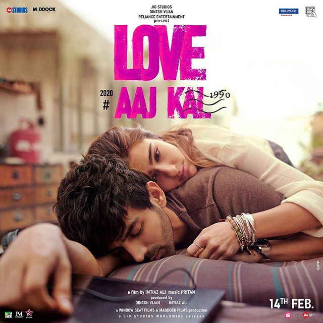 sara-ali-khan-with-karthik-aryan-in-Love-aajkal-movie