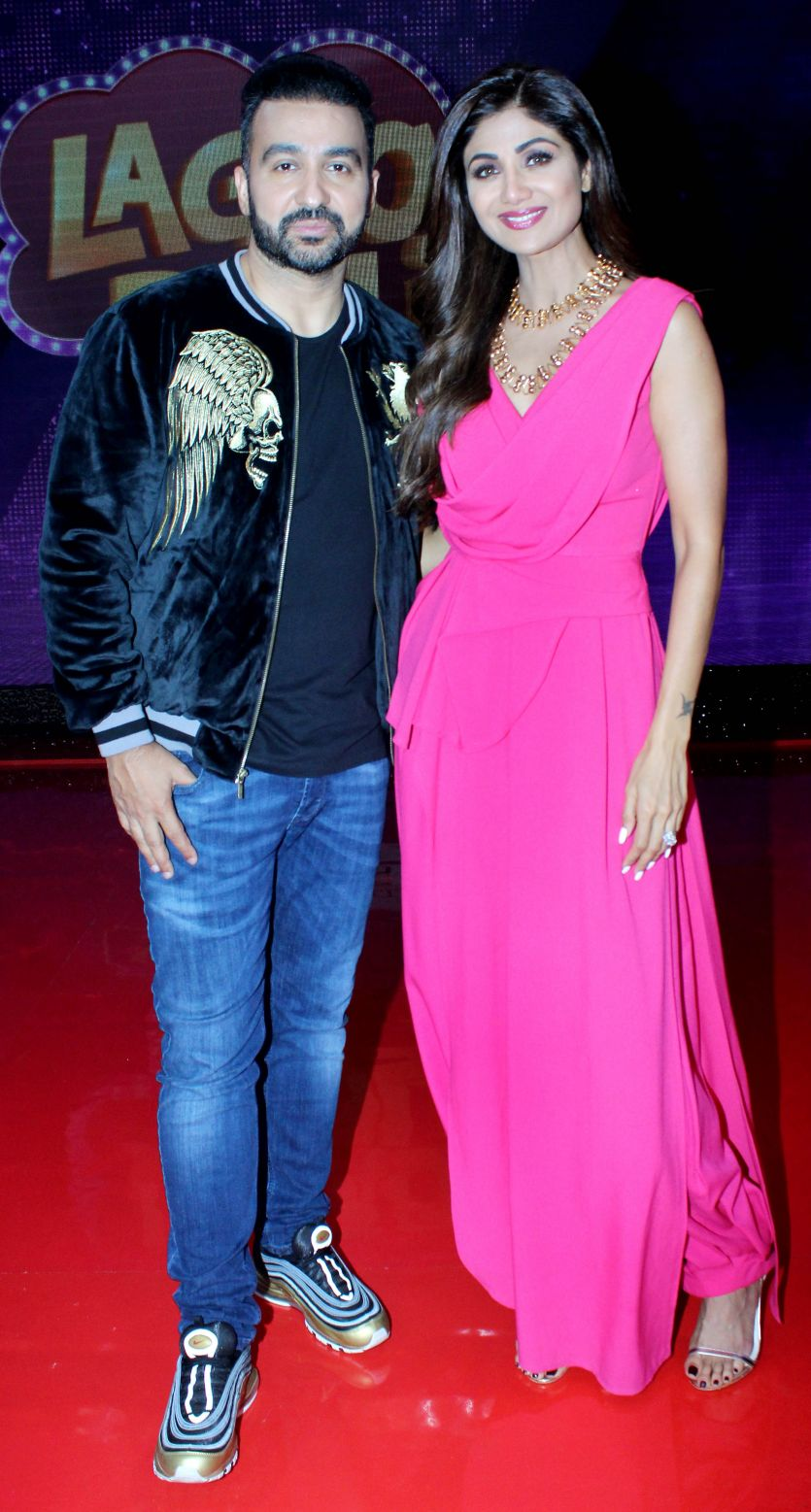 Shilpa Shetty in Designer Dress from Tarun Tahiliani's Collection