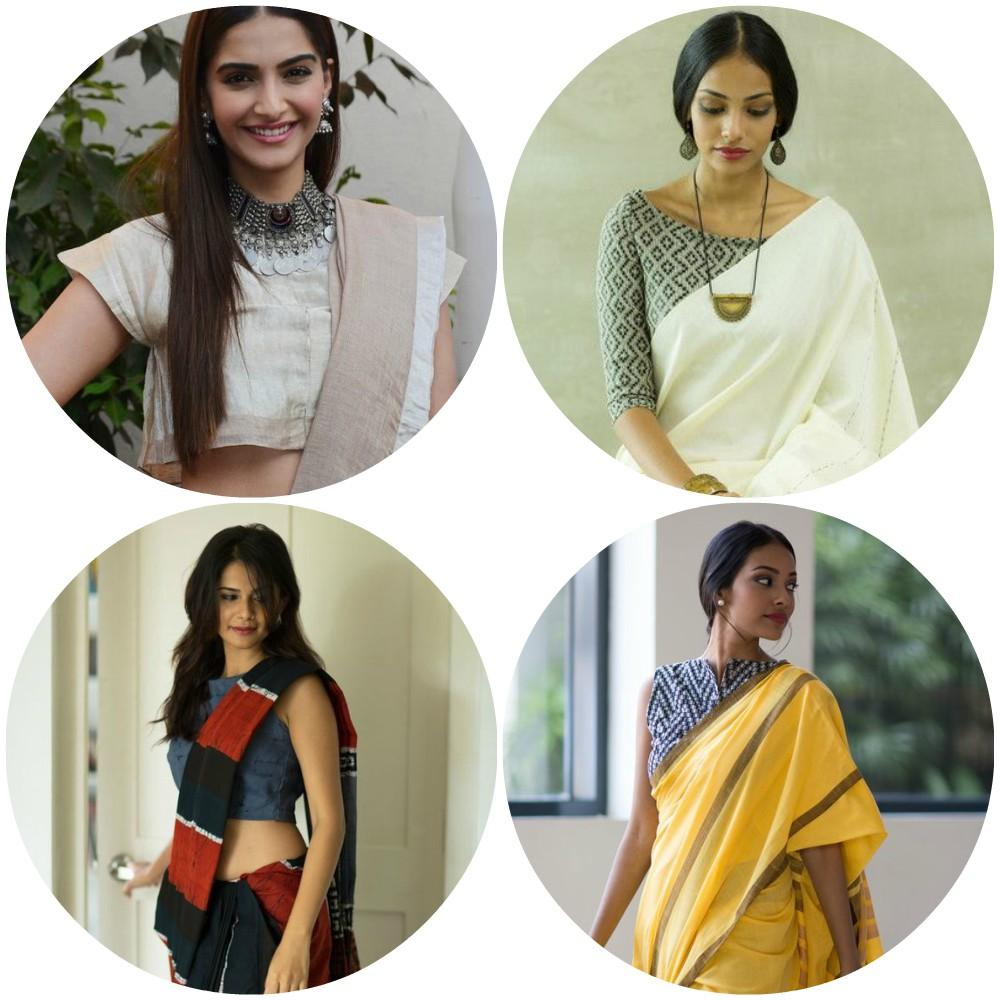 sonam-kapoor-saree-blouse-designs