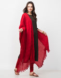 Pure-Cotton-Plain-Crinkle-Dupatta