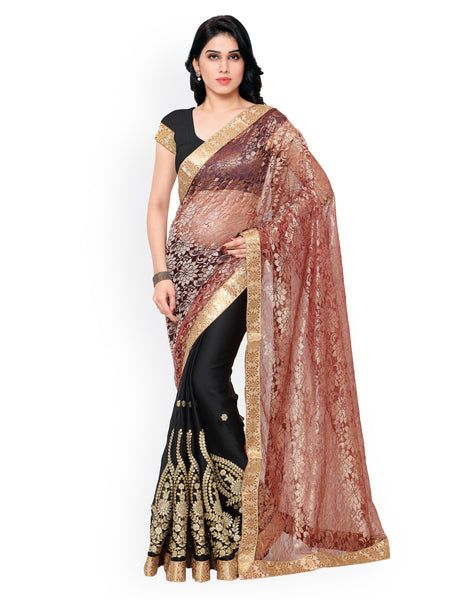 fs-8-jacquard-sarees-half-&-half-style-patch-and-golden-lace-border-with-floral-ethnic-print-festival-sarees
