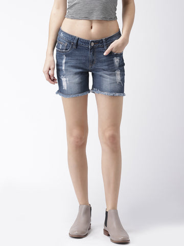 Kriti-Sanon-Women-Blue-Washed-Skinny-Fit-Denim-Shorts-Women-Western-Wear