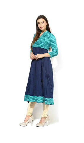anarkali-kurta-with-printed-work-cotton-anarkali-kurtis-a005