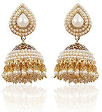Stylish Traditional Jhumki Earrings For Women & Girls