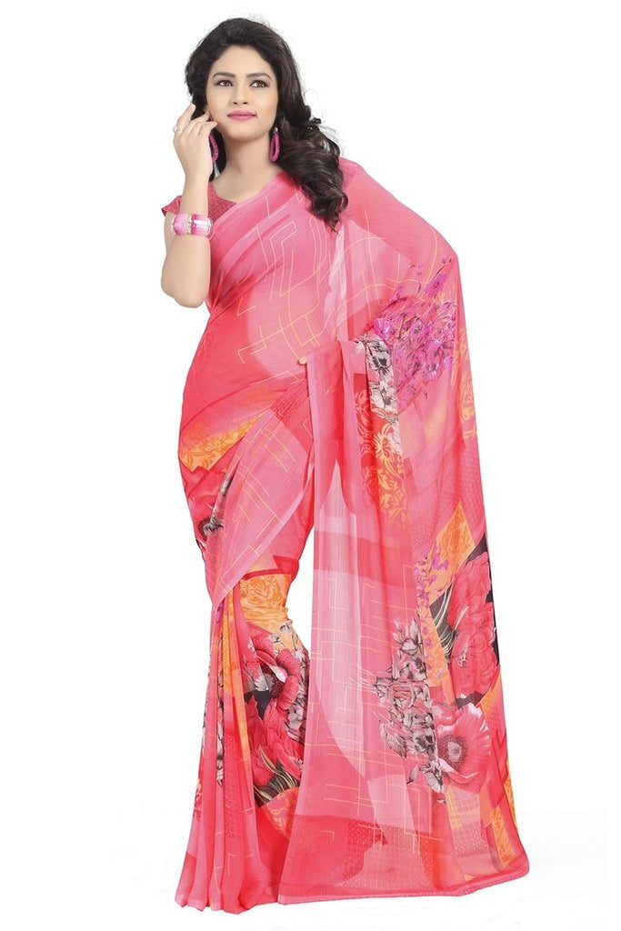 Buy Online Georgette Saree for Ladies - Free Shipping in India ...