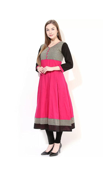 pink-color-anarkali-kurta-cotton-anarkali-kurtis-for-girl-a004