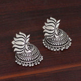 Designer Big Jhumki Earrings Jewellery